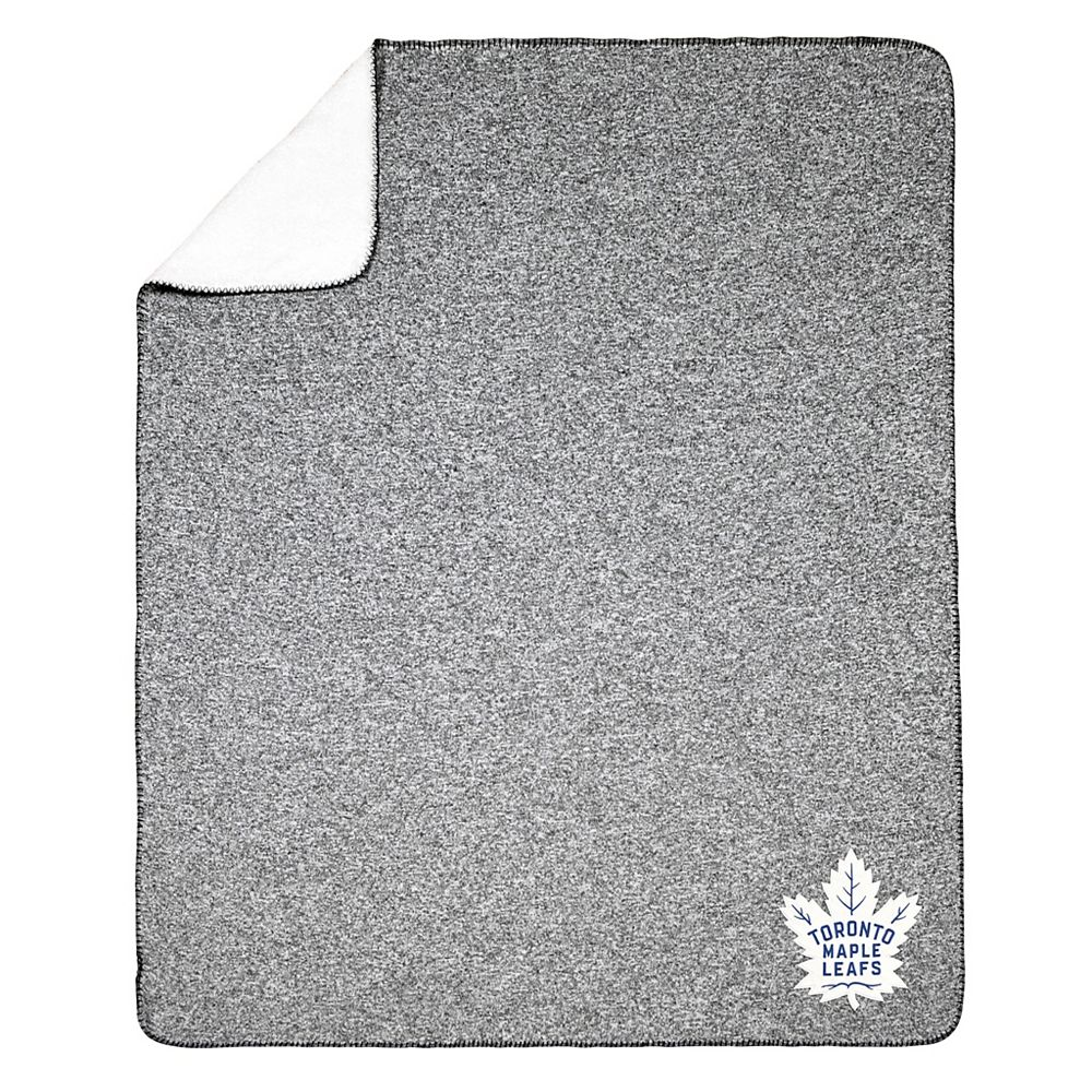 NHL NHL Toronto Maple Leafs Team Crest Sweater Knit Throw