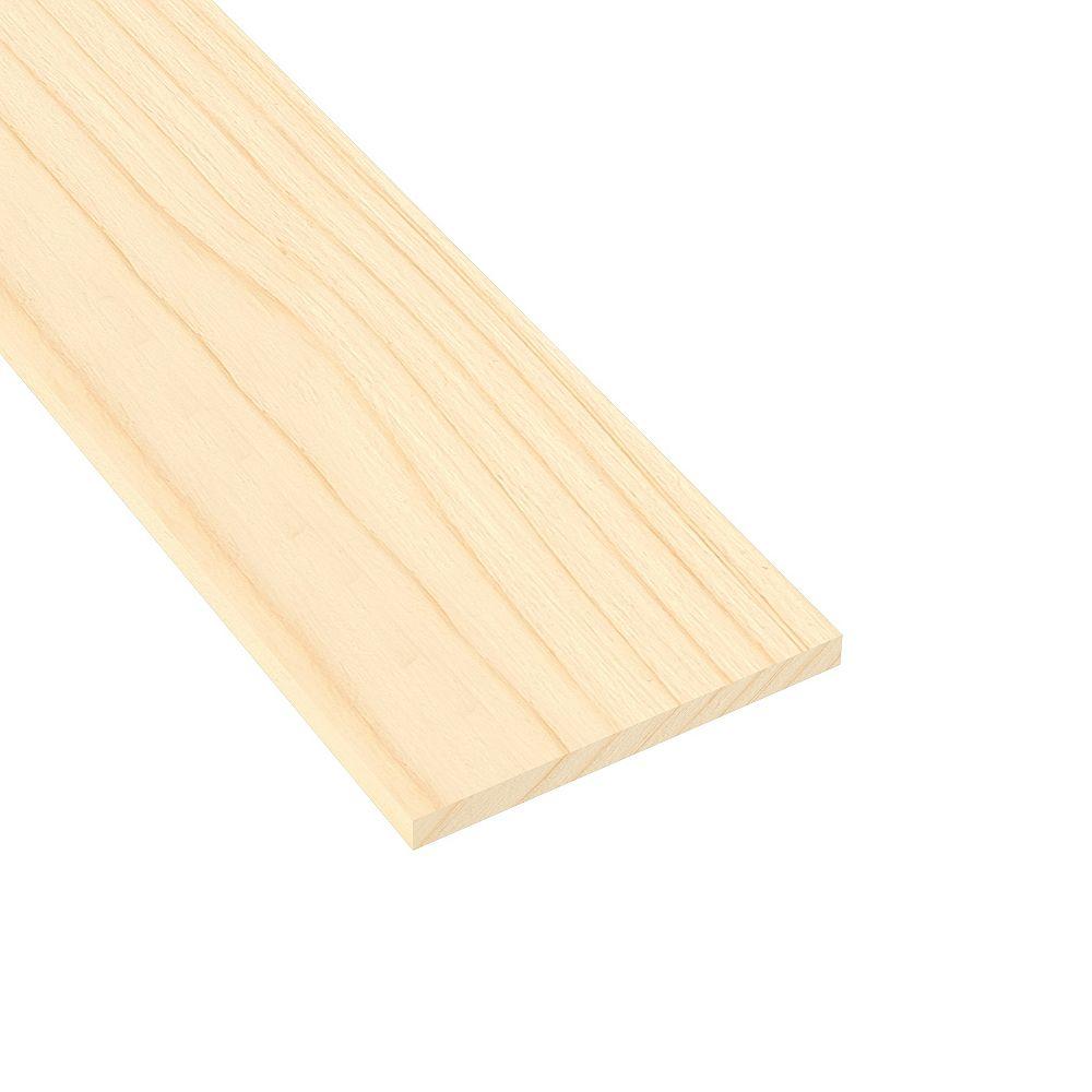 Metrie 1x10x8 Select Clear Pine Board