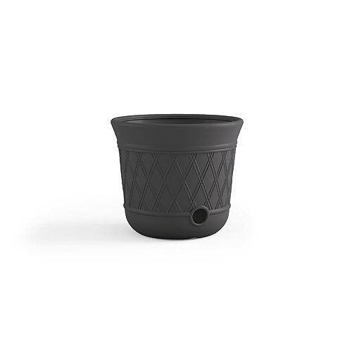 14-inch Dia x 12-inch H Hose Pot