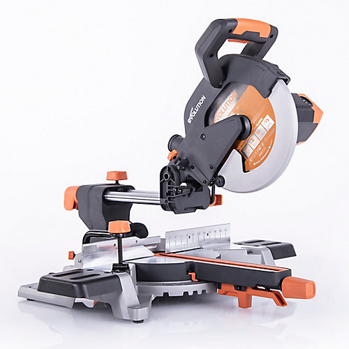 15 Amp 10 in. Sliding Compound Miter Saw w/Multi-Material Cutting Blade