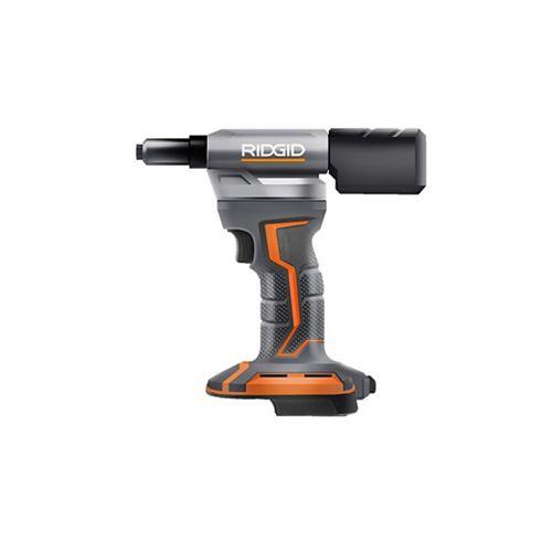 18V Cordless Rivet Tool (Tool-Only)