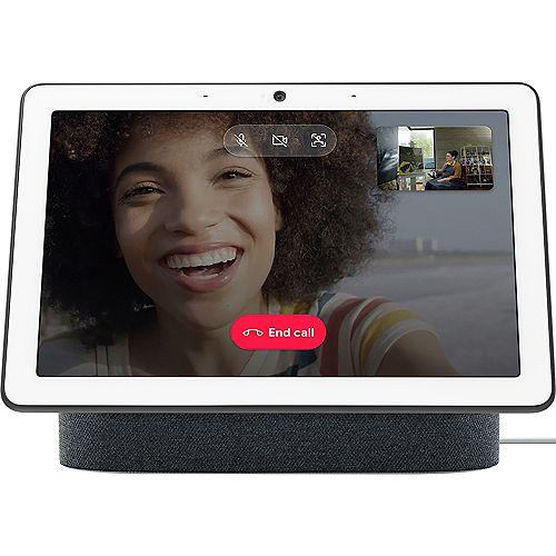 Nest Hub Max Smart Display in Charcoal
