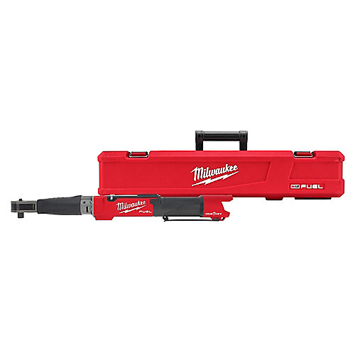 M12 FUEL ONE-KEY 12V Lithium-Ion Brushless Cordless 1/2-inch Digital Torque Wrench (Tool-Only)