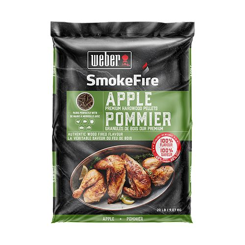 Granulés Premium Pommier