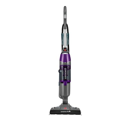 Symphony® Pet All-in-One Vacuum and Steam Mop
