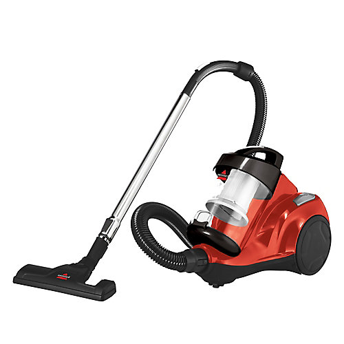 Zing II® Bagless Canister Vacuum
