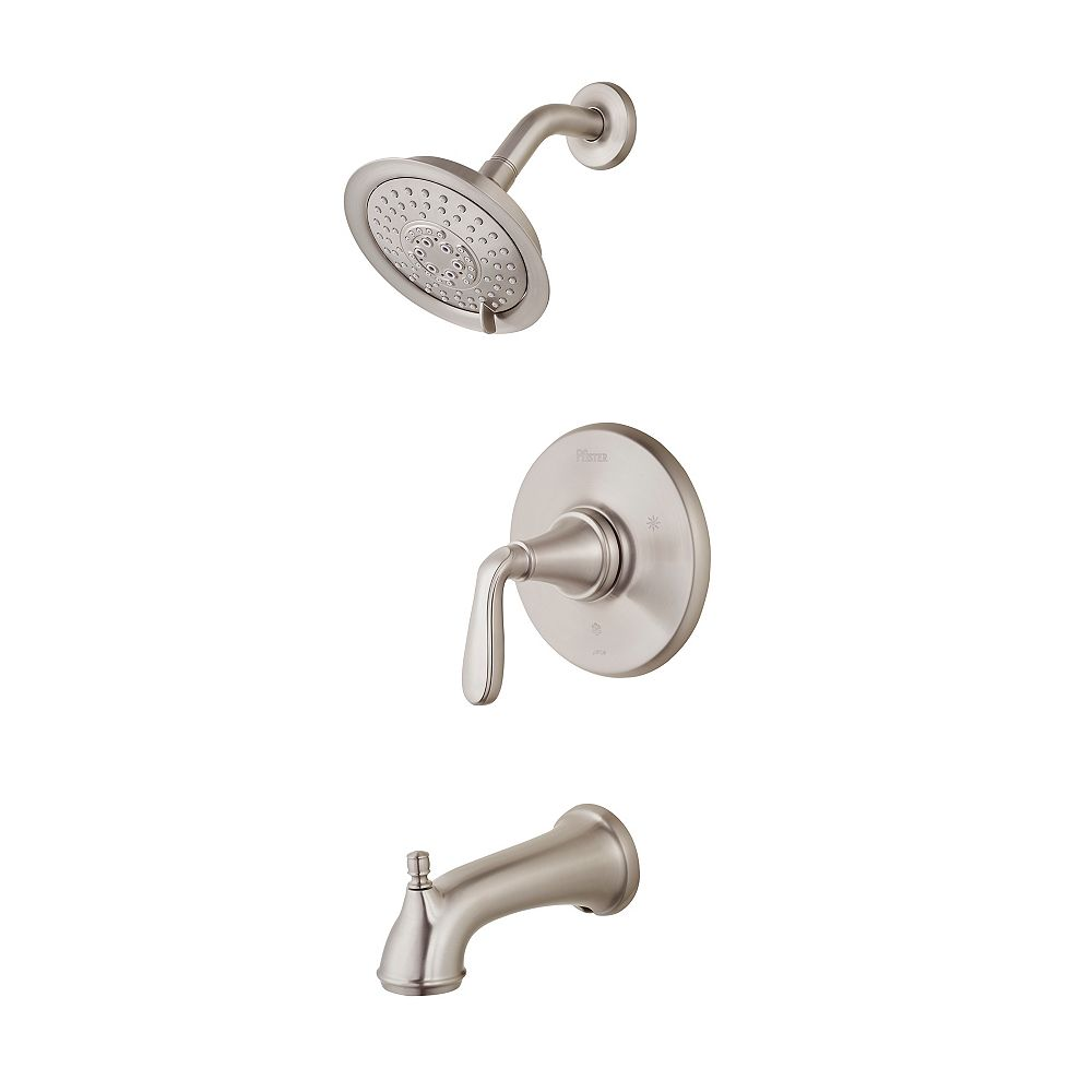 Pfister Northcott Tub and Shower Trim Brushed Nickel