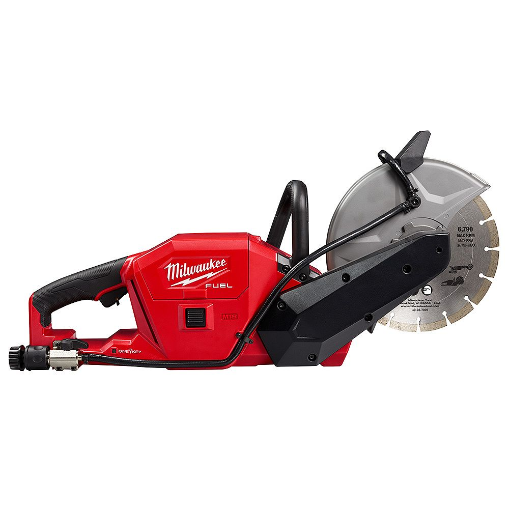 Milwaukee Tool M18 FUEL ONE-KEY 18V Lithium-Ion Brushless Cordless 9-inch Cut Off Saw (Tool Only)