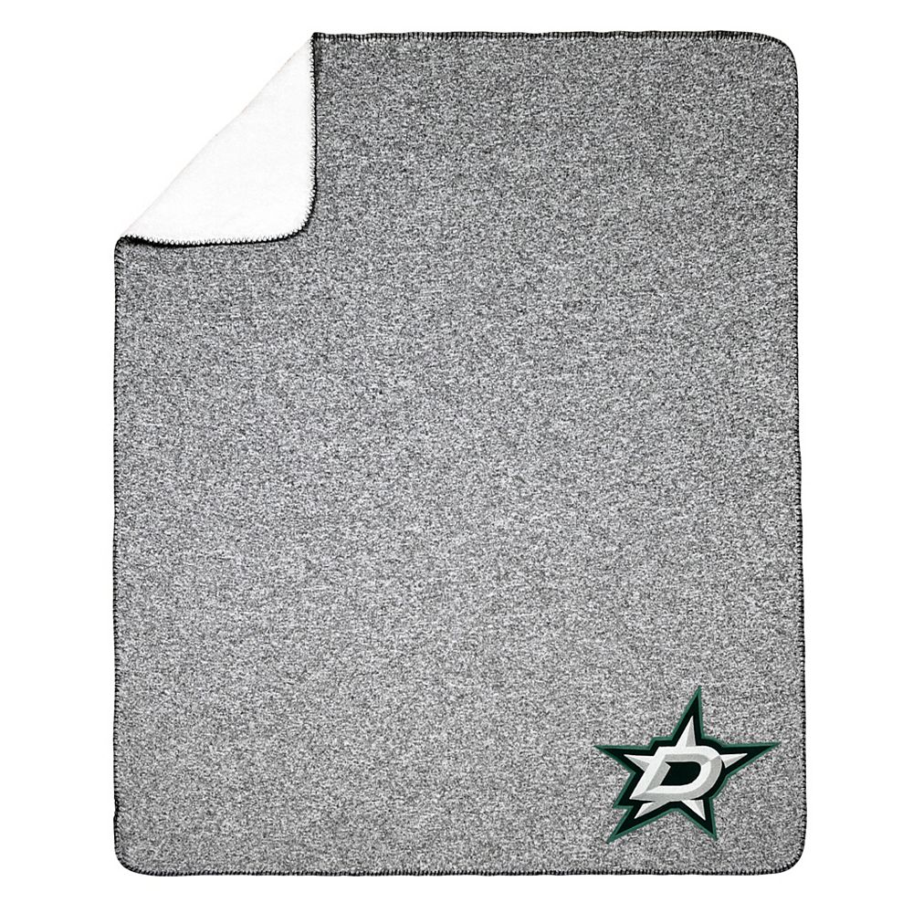 NHL NHL Dallas Stars Team Crest Sweater Knit Throw