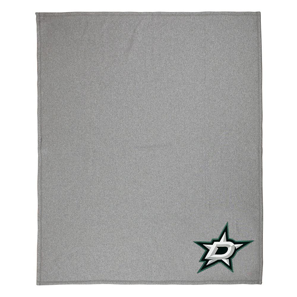NHL LNH Sweatshirt gris jet couverture - Stars de Dallas