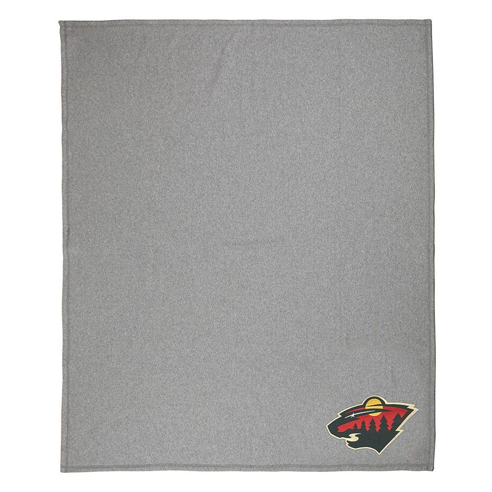 NHL NHL Minnesota Wild Sweatshirt Throw
