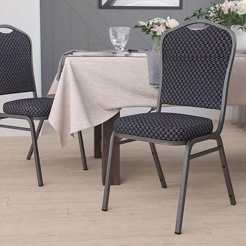 Tan Vinyl Banquet Chair