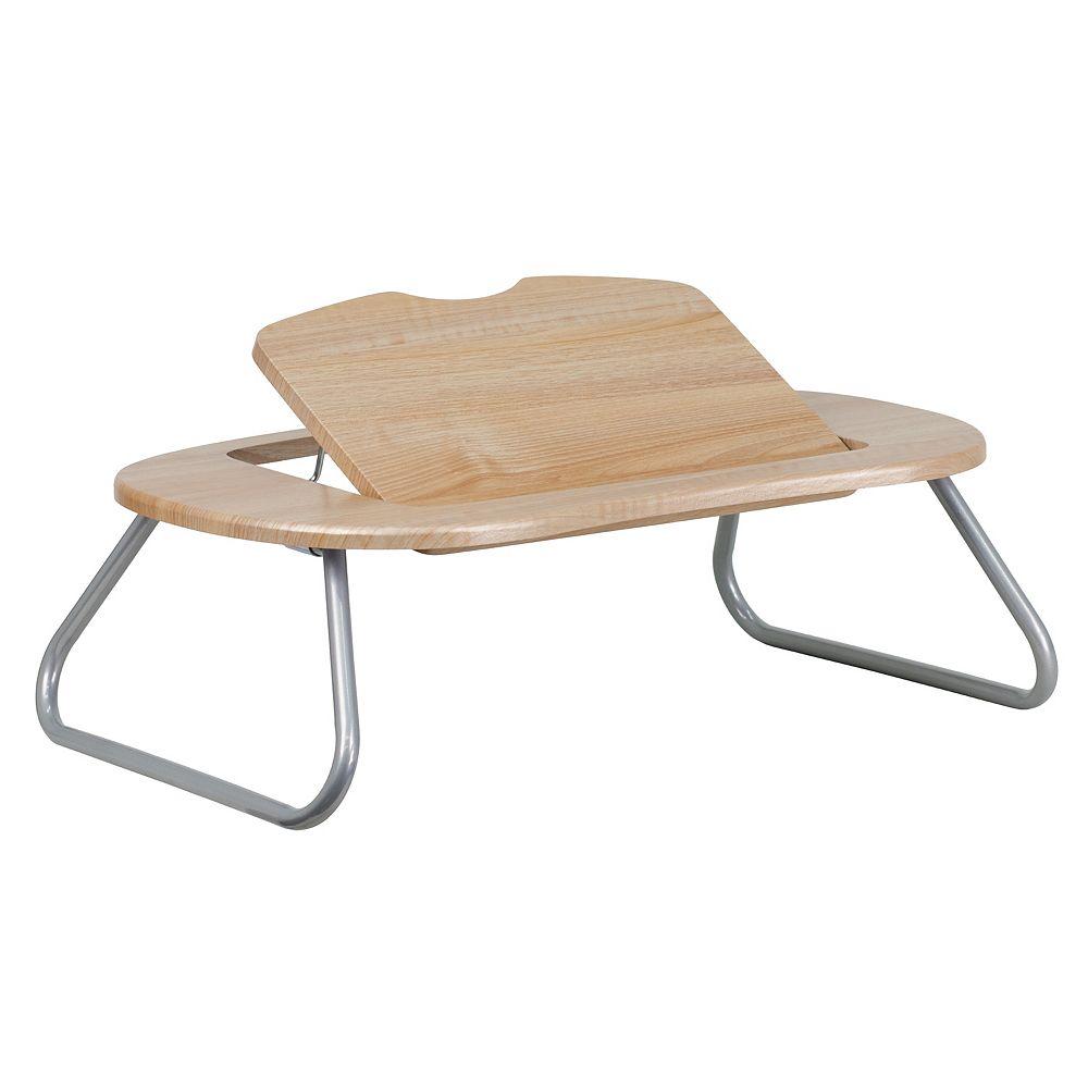 Flash Furniture Natural Adjustable Laptop Desk