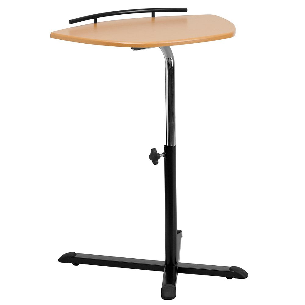 Flash Furniture Natural Laptop Desk