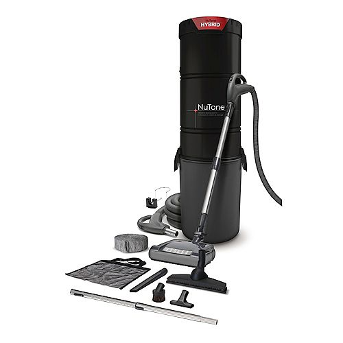 Broan-NuTone 700 Air Watt Central Vacuum with Premium Accessory Kit