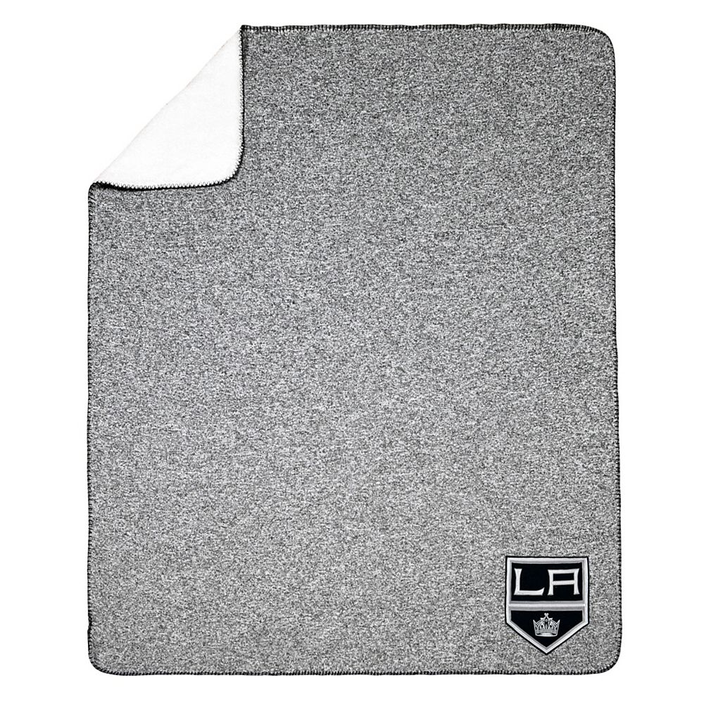 NHL NHL Los Angeles Kings Team Crest Sweater Knit Throw
