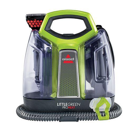 Nettoyeur portatif pour tapis et tissus d'ameublement Little Green ProHeat®