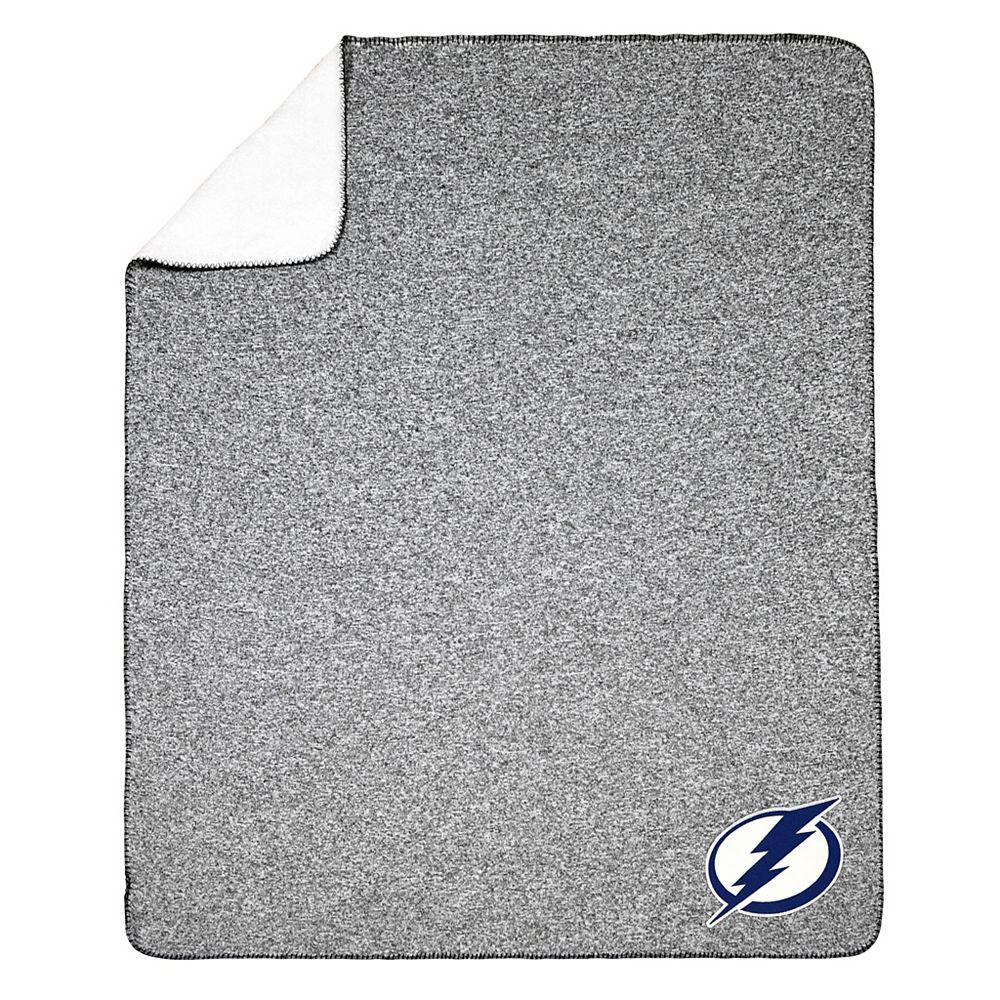 NHL NHL Tampa Bay Lightning Team Crest Sweater Knit Throw