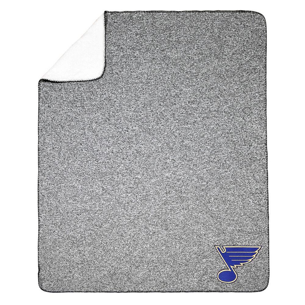 NHL NHL St. Louis Blues Team Crest Sweater Knit Throw