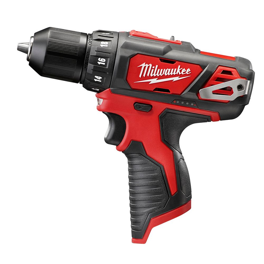 Milwaukee Tool M12 12V Lithium-Ion Cordless 3/8-inch Drill/Driver (Tool Only)