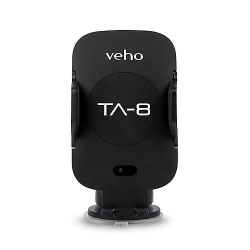 Socle de recharge universel pour smartphone Qi de Veho avec poigne automatique pour smartphone