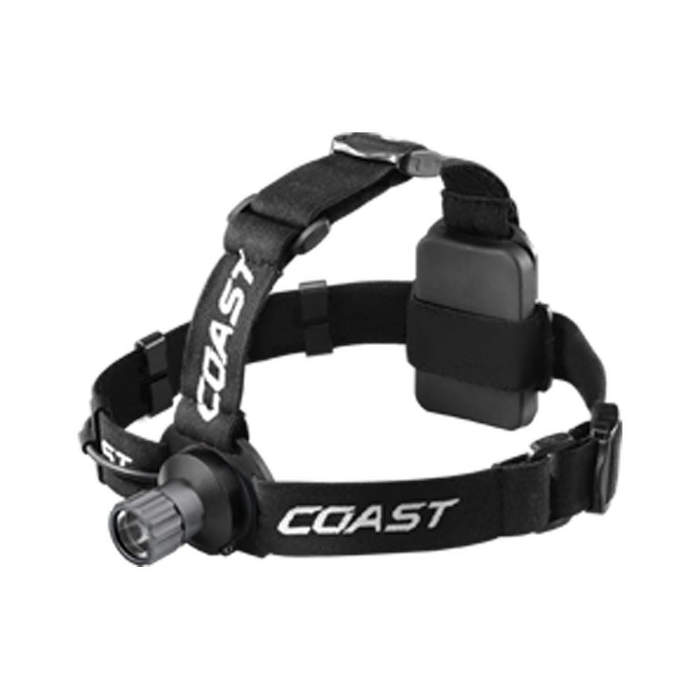 Coast HL40 Wide Angle Flood Beam Headlamp