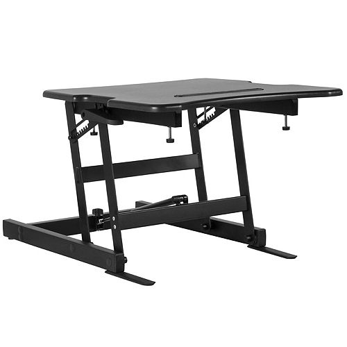 Black Sit/Stand Desk