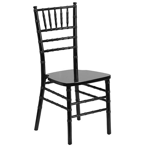 Black Wood Chiavari Chair