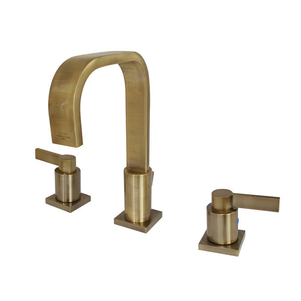 Kingston Brass NuvoFushion 8 in. Widespread 2-Handl