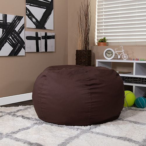 Brown Bean Bag Chair