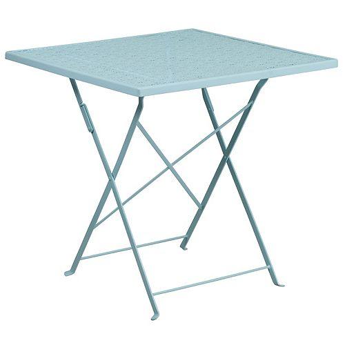 28SQ Sky Folding Patio Table
