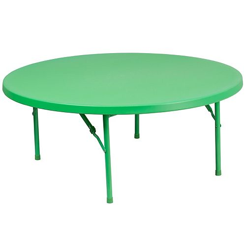 GN 48RD Kid Plastic Fold Table