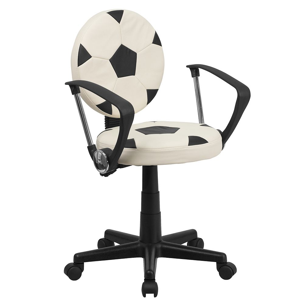 Flash Furniture Soccer Low Back Task Chair