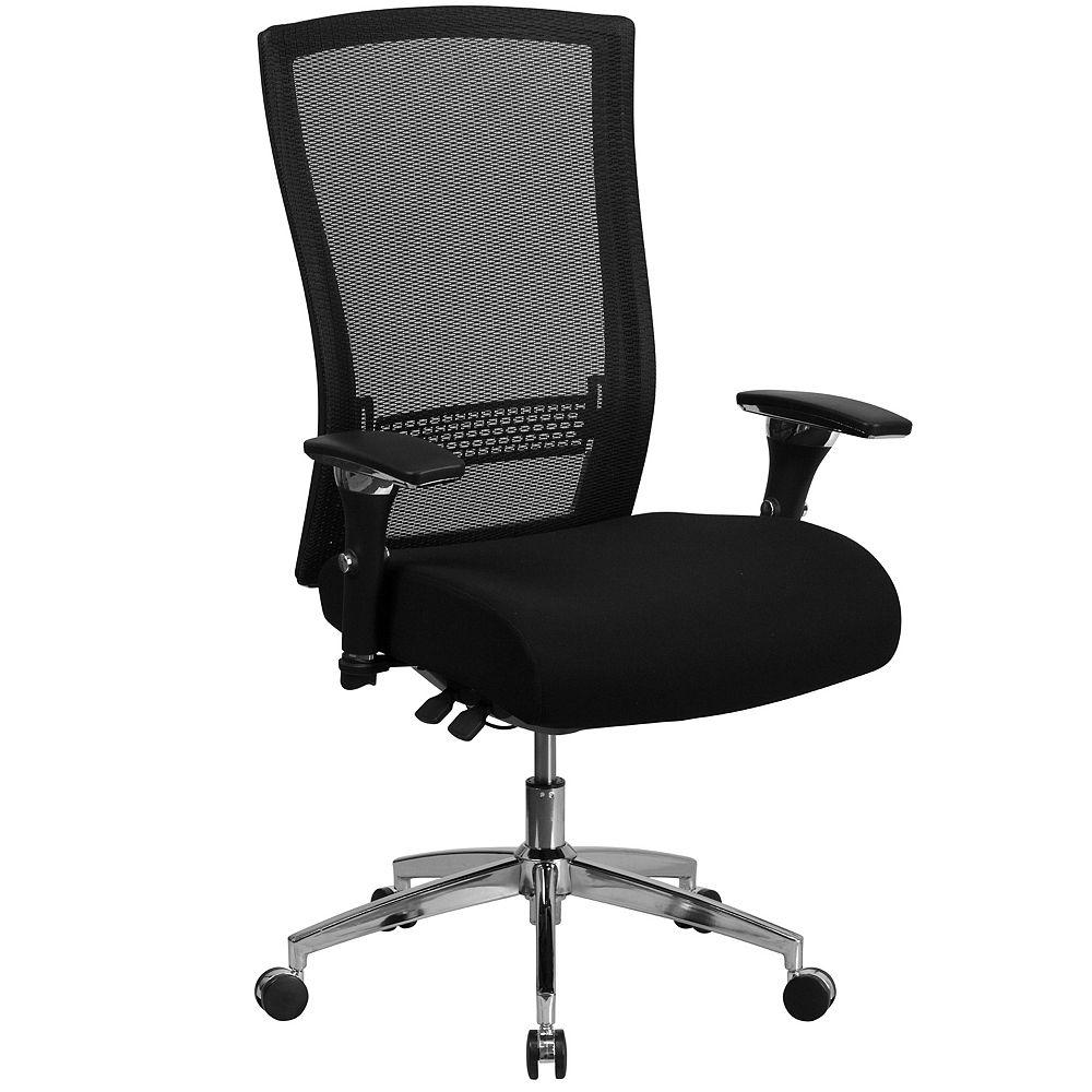 Flash Furniture Black 24/7 High Back-300LB