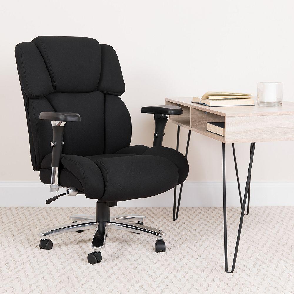 Flash Furniture Black 24/7 High Back-400LB