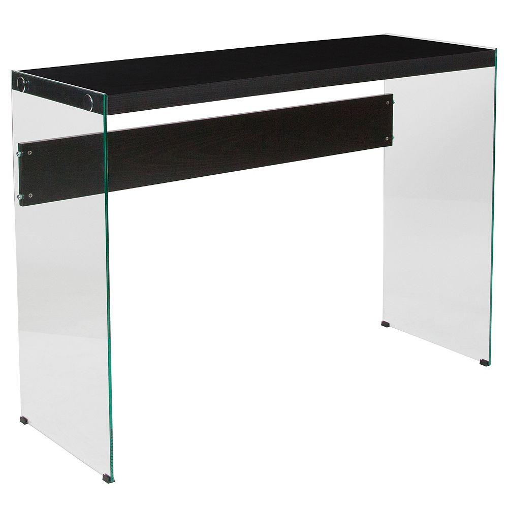 Flash Furniture Dark Ash Console Table