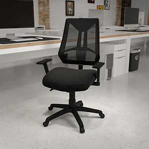 High-Back Chair Height