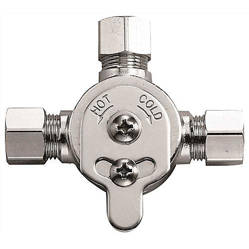 Mix-60-A Mechanical Mixing Valve Single Faucet