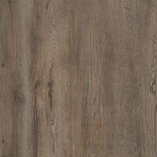 Sample - Tupelo Oak Luxury Vinyl Flooring, 5-inch x 6-inch