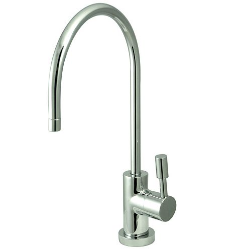 Replacement Drinking Water Filtration Faucet in Chrome for Filtration Systems