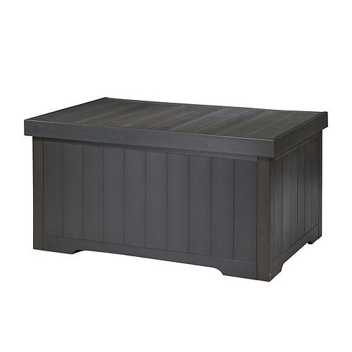 EcoStorage 70 Gallon Outdoor Deck Box - Slate Gray