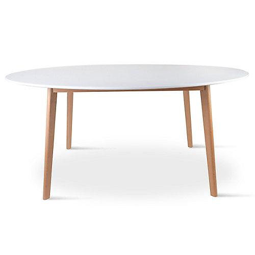 Table à manger ovale Eiffel