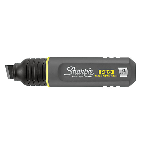 Sharpie Pro Chisel XL black 1 pack