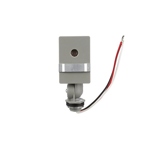 2000 Watt Outdoor In-Wall Stem and Swivel Photocell Light Control