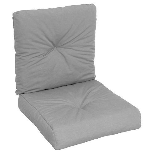 Deep seating grey