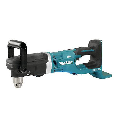 """1/2"""" Cordless Angle Drill with Brushless Motor, 36V"""