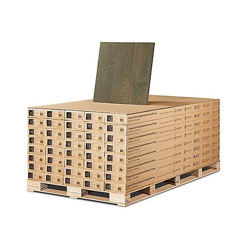 French Oak Baker 1/2-inch x 7-1/2-inch x Varying Length Engineered Hardwood Flooring (932.4 sq. ft./pallet)