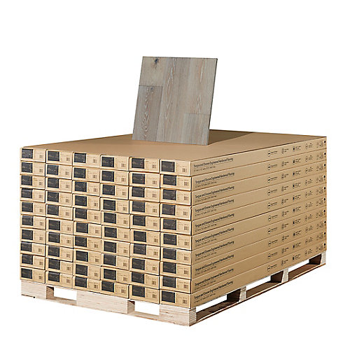 French Oak Newport 1/2-inch x 7 1/2-inch x Varying Length Engineered Hardwood Flooring(932.80  sq.ft./pallet)