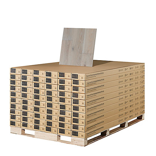 French Oak La Playa 1/2-inch x 7 1/2-inch x Varying Length Eng. Hardwood Flooring (932.80  sq. ft./pallet)