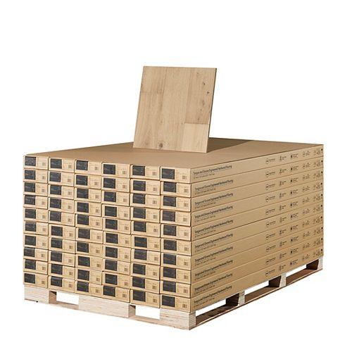 French Oak Delano 1/2-inch x 7 1/2-inch x Varying Length Engineered Hardwood Flooring(932.80  sq.ft./pallet)